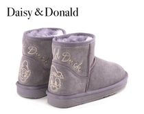 Disney Casual Style Boots Boots