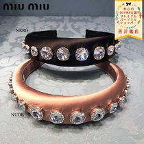 MiuMiu Hair Accessories
