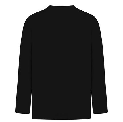 D SQUARED2 Long Sleeve Unisex Street Style Long Sleeves Cotton Long Sleeve T-shirt 18