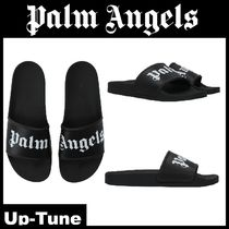 Palm Angels Unisex Street Style Shower Shoes Shower Sandals