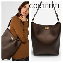 CORTEFIEL Casual Style Elegant Style Bags