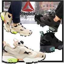Reebok PUMP FURY Casual Style Unisex Street Style Low-Top Sneakers