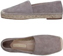 PALOMA BARCELO Suede Slip-On Shoes