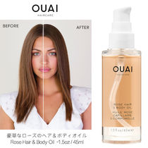 OUAI Dryness Hair Oil & TreatMenst