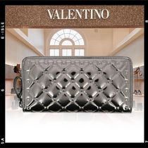 VALENTINO Long Wallet  Logo Accessories