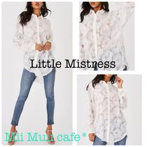 Little Mistress Casual Style Long Sleeves Party Style Office Style