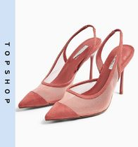 TOPSHOP Casual Style High Heel Pumps & Mules