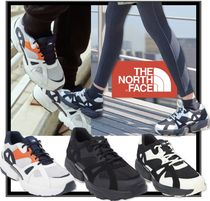 THE NORTH FACE Casual Style Unisex Low-Top Sneakers