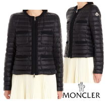 MONCLER Short Plain Down Jackets
