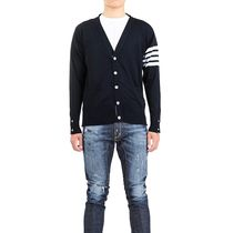 THOM BROWNE Stripes Cardigans