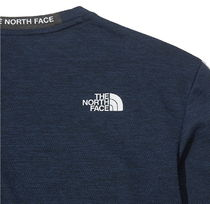 THE NORTH FACE Long Sleeve Long Sleeves Plain Long Sleeve T-shirt Logo Outdoor 7