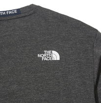 THE NORTH FACE Long Sleeve Long Sleeves Plain Long Sleeve T-shirt Logo Outdoor 20