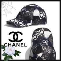 CHANEL ICON Unisex Street Style Home Party Ideas Special Edition Caps