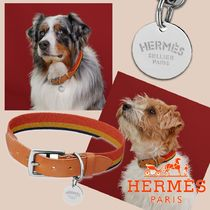 HERMES Blended Fabrics Pet Supplies