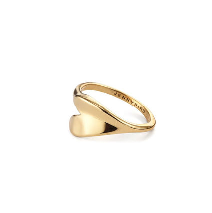 Casual Style Party Style Silver Brass Office Style 14K Gold