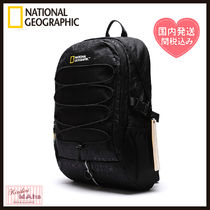 NATIONAL GEOGRAPHIC Nylon A4 Backpacks