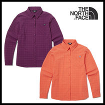 THE NORTH FACE Casual Style Street Style Shirts & Blouses