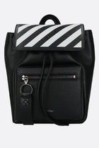 Off-White Leather Backpacks