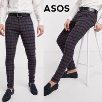 ASOS Other Plaid Patterns Flower Patterns Wool Street Style