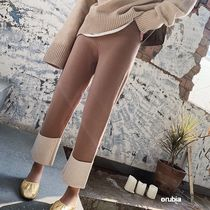 Casual Style Blended Fabrics Street Style Bi-color Cotton