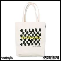 Mark Gonzales Street Style Totes