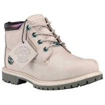 Timberland Mountain Boots Casual Style Unisex Street Style Plain