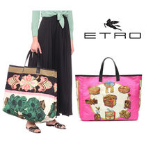 ETRO Casual Style Totes