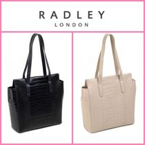 RADLEY Casual Style Street Style A4 Plain Leather Office Style