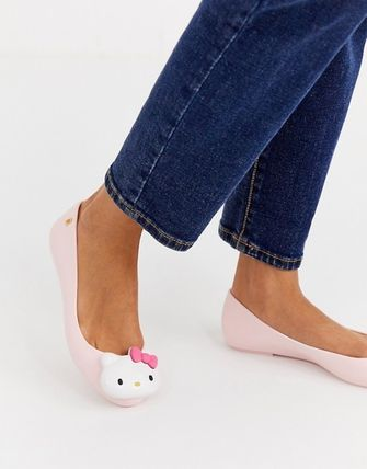 Round Toe Casual Style Flats