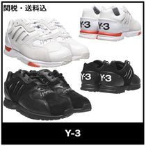 Y-3 Casual Style Low-Top Sneakers