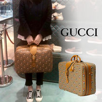 GUCCI Unisex Collaboration Hard Type Carry-on