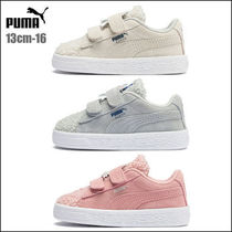 PUMA SUEDE Unisex Baby Girl Shoes