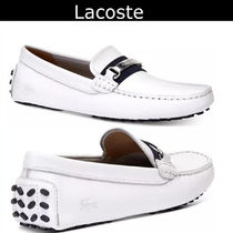 LACOSTE Plain Oxfords