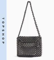 TOPSHOP Casual Style Shoulder Bags