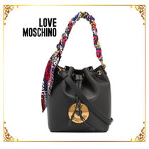 Love Moschino Elegant Style Handbags