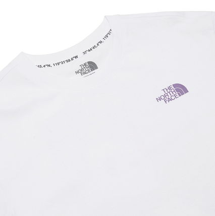 THE NORTH FACE More T-Shirts Unisex U-Neck Cotton Short Sleeves Logo T-Shirts 4