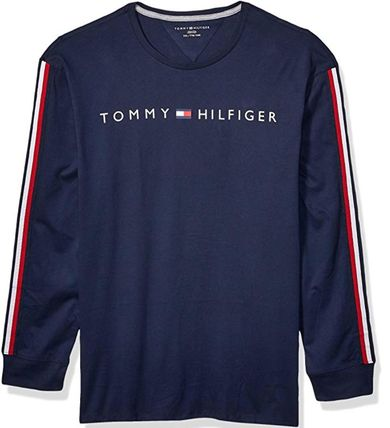 Tommy Hilfiger Long Sleeve Crew Neck Pullovers Unisex Street Style Long Sleeves Plain 7