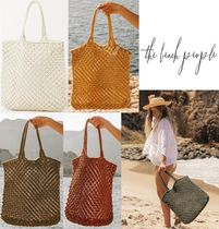 The Beach People Casual Style Totes