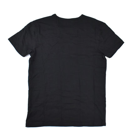 Paul Smith More T-Shirts Crew Neck Street Style Short Sleeves Logo T-Shirts 4