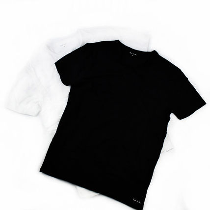 Paul Smith More T-Shirts Crew Neck Street Style Short Sleeves Logo T-Shirts 2