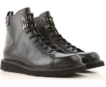CAR SHOE Leather Boots