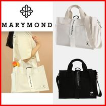 SHOOPEN Casual Style Street Style A4 2WAY Shoulder Bags