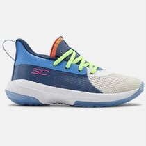 UNDER ARMOUR Unisex Street Style Kids Girl Shoes