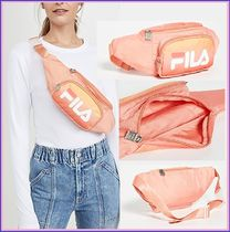 FILA Street Style 2WAY Crossbody Logo Hip Packs