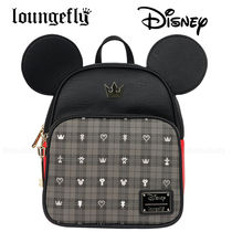 LOUNGE FLY Casual Style Collaboration Backpacks