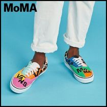 MoMA Street Style Sneakers