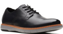 Clarks Plain Toe Loafers Leather Loafers & Slip-ons