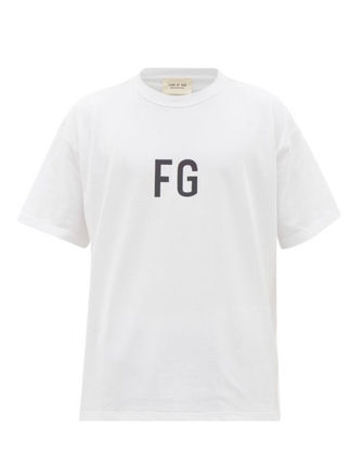 FEAR OF GOD Street Style Collaboration T-Shirts
