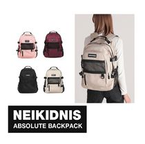 NEIKIDNIS Casual Style Unisex Street Style Collaboration A4 Plain