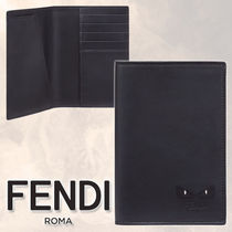 FENDI BAG BUGS Passport Cases